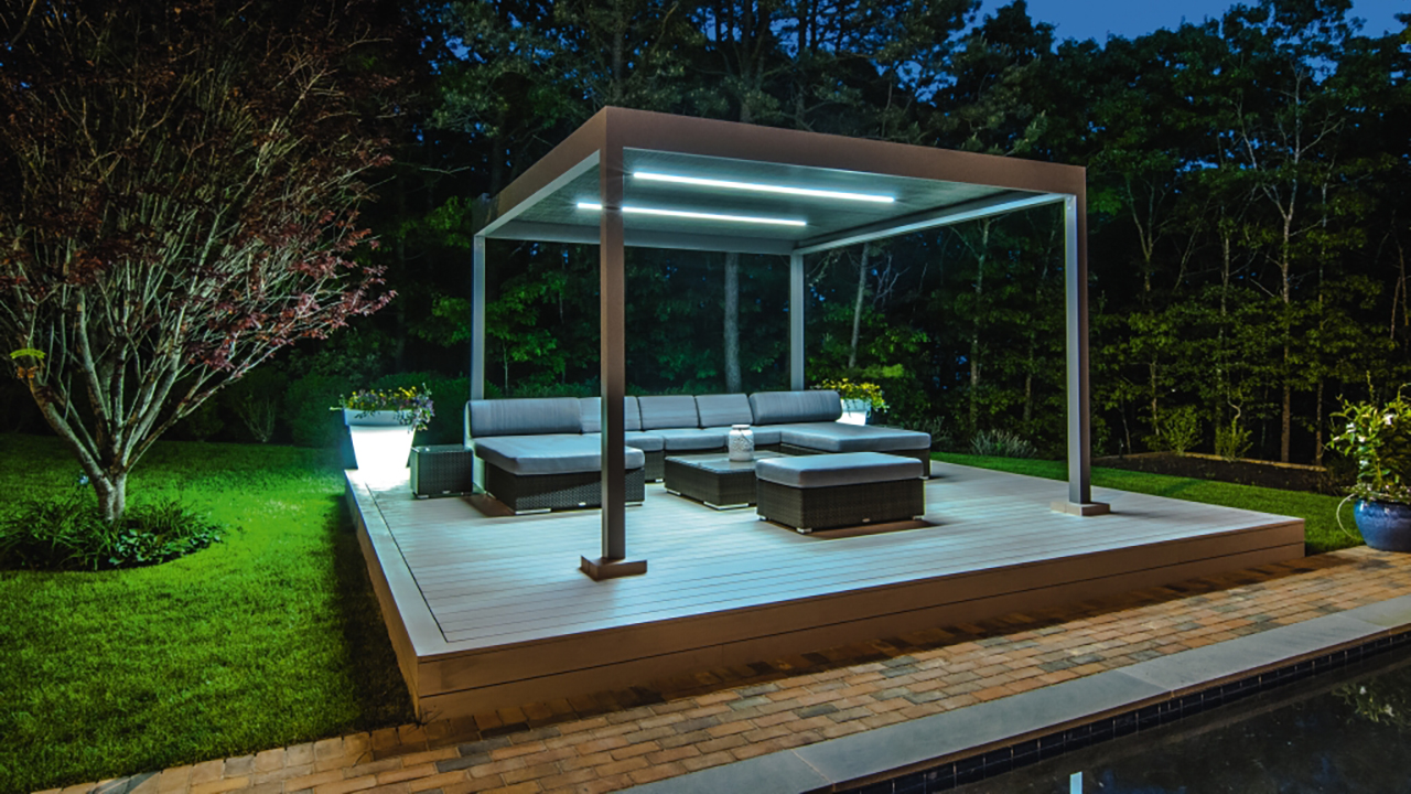 pergola renson algarve pergoly renson. Black Bedroom Furniture Sets. Home Design Ideas